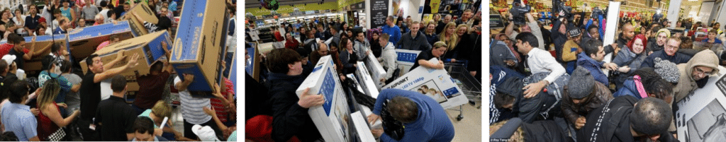 Black Friday and Wellbeing