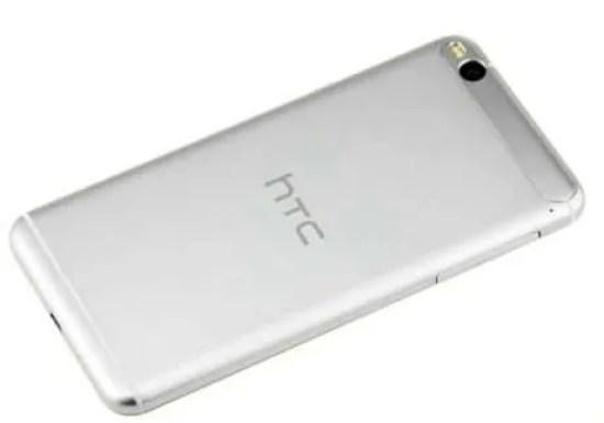 HTC One X9 back