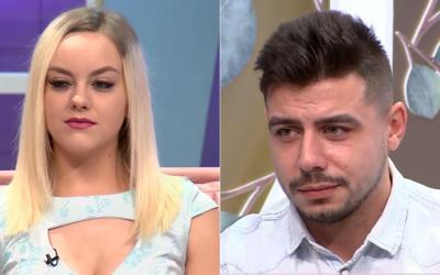 Mireasa 2021, sezon 4. Carmen și Ion au avut ocazia să vorbească. Ce decizie a luat concurenta în privința lui