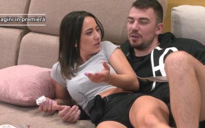 Mireasa 2021, sezonul 4. Andrada și Victor dau o atenție deosebită trecutului amoros. Ce au discutat cei doi