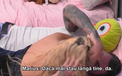 Mireasa 2021, sezonul 4. Marius și Maria, discuții în camera concurentei