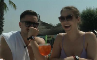 Mireasa 2021, sezonul 3. Andreea și Marian au petrecut o zi la piscină