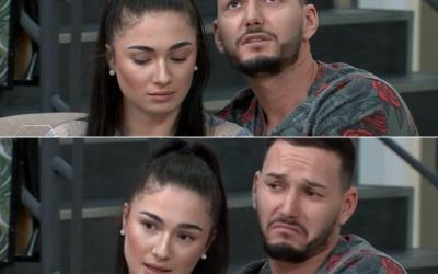 Mireasa 2021, sezon 3. La o zi după logodna cu Romina, Ionuț a spus că vrea să plece din competiție