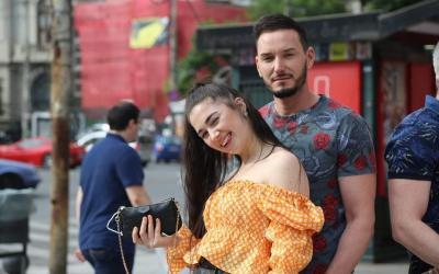 Mireasa 2021, sezon 3. Cum și unde s-au pozat Ionuț și Romina după ce au fost eliminați din emisiune