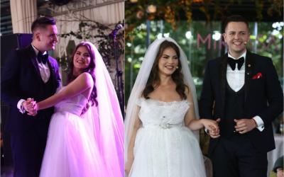 Mireasa 2021, sezon 3. Mesajul transmis de Marian și de Andreea, după finala emisiunii Mireasa. Cum au fost surprinși cei doi