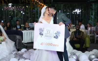 Finala Mireasa, lider de audiență! Maria și Liviu sunt câștigătorii celui de-al treilea sezon!
