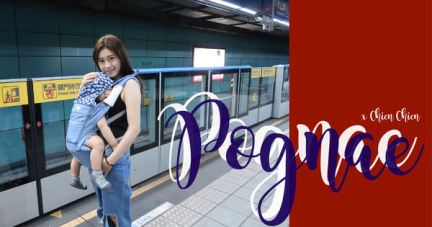 團購【遠離腰痠背痛媽媽手 | 韓國Pognae坐墊揹巾全系列】