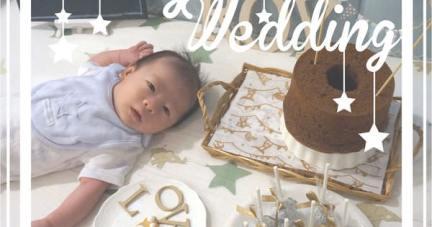 【專屬寶寶的大日子。CandyWedding彌月蛋糕。好質感好美味】