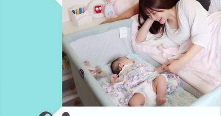 【寶寶好眠 爸媽安心 | Chicco Next 2 Me多功能移動舒適床邊床】
