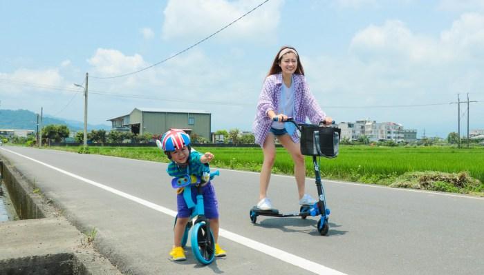 團購【滑步車、滑板車怎麼買? 來自歐洲愛爾蘭的騎乘專家 Y.Volution平衡滑步車/翹臀搖擺車】
