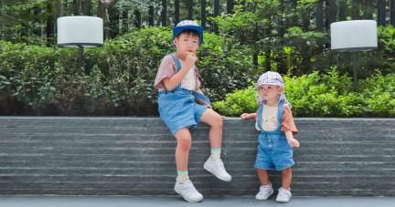 2020春夏新款【寶寶涼一夏 | 日本Connect M防曬童帽。韓國KOKACHARM止滑童襪。艾美特涼夏小風扇】