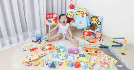 【虎神來了!寶寶乖了!|教你搞懂~巧連智巧虎 2020全新日本版同步-寶寶版開始號+全版本 4年經驗分享團購】