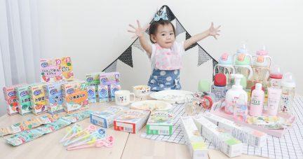 【50年來第一次!|茜茜x日本貝親Pigeon寶寶吃吃喝喝嚴選好物】