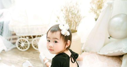 【秦秦2歲全家福美好紀念|BabyPURE寶寶。全家福攝影寫真】