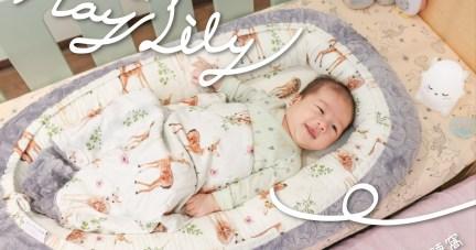 【寶寶好好眠|波蘭Maylily 竹纖維柔雲睡窩。暖毯。萬用巾。寶貝枕。推車墊|Yookidoo健力架】