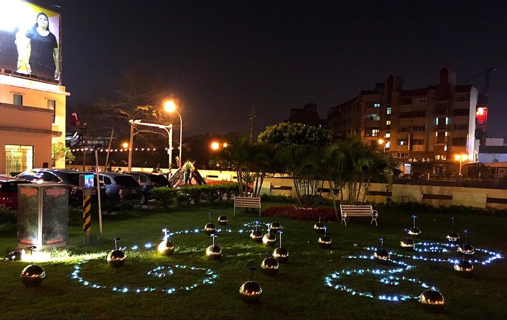 [台南中西區] 第二屆台南水岸藝術節 – 藝術點亮了河岸也點綴了台南的夜晚