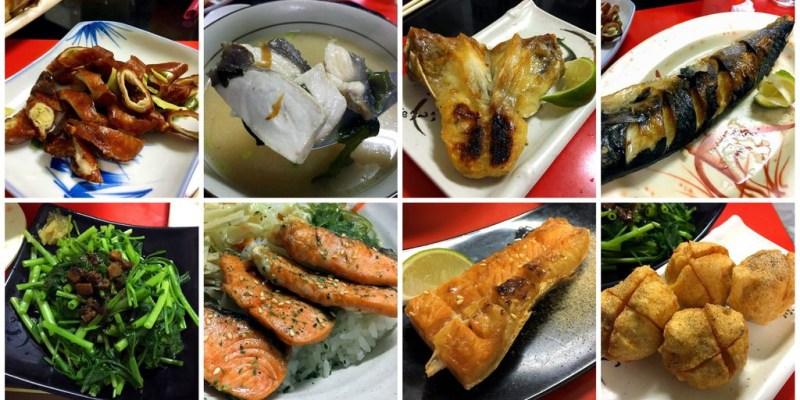[台南美食] 鱻の味鮮魚湯 - 每道菜用平均不到百元就吃到安平港海鮮