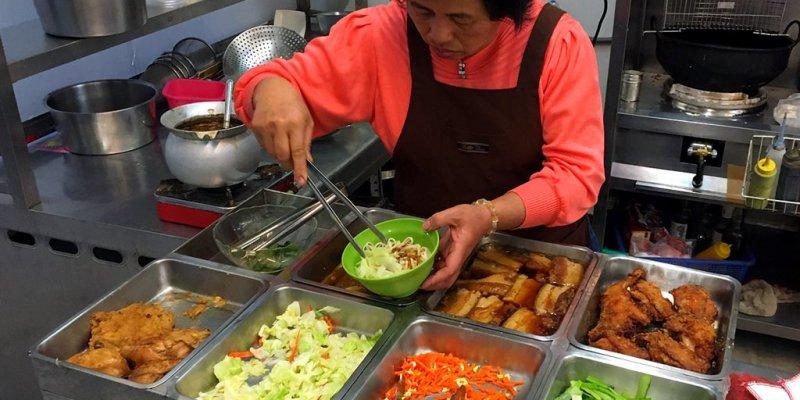 [台南新市區] 香緣樓美食餐館 - 有著各式美味料理跟超強肉燥飯的溫暖小館