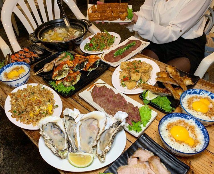 [台南美食] 府城騷烤家 – 雪人豬油拌飯、炭烤雞佛、明太子秋刀魚只有這裡有!
