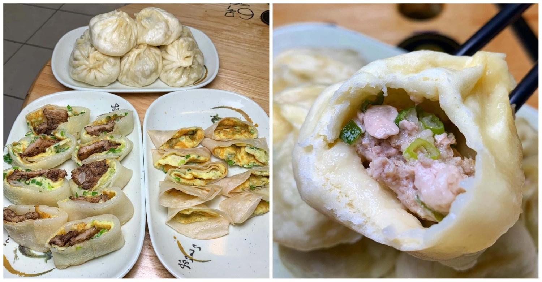 [新竹美食] 丰晟小籠包 – 早餐來個現做小籠包最幸福