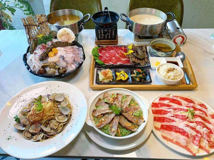 [台南美食] 鳳樲二 Dear she 義式·鍋物語 – 提供各式鍋物和義大利料理還有創意料理