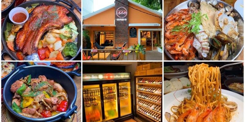 [台南美食] 沃野18 Oh Yeah 18 Bistro - 把台式風味融入義式料理的開到12點特色餐酒館