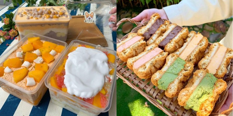 [宅配美食] 柯基燒點心舖 – 宅配秒殺級的超豪華生乳蛋糕盒子!
