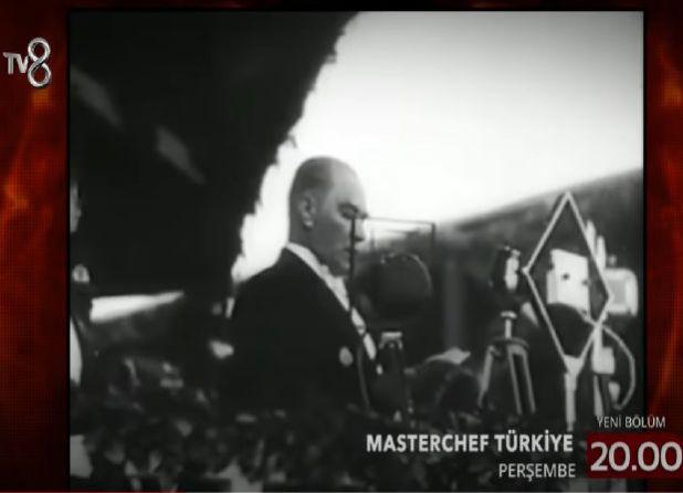 MasterChef 2020'de Cumhuriyet Bayramı coşkusu