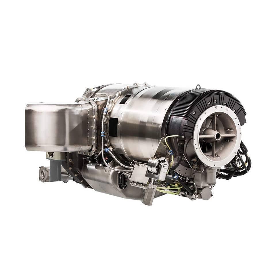 0-1000ch渦輪軸發動機 - TS100 - PBS VELKA BITES - 0 - 100kg / 直升機