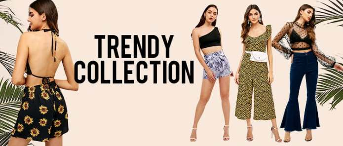 Trendy Collection promotion