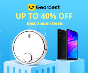 Gearbest Best Xiaomi Deals @Gesarbest: Up to 50% OFF promotion