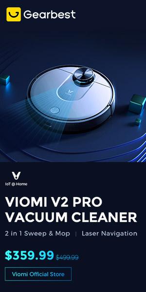 Gearbest Xiaomi VIOMI promotion