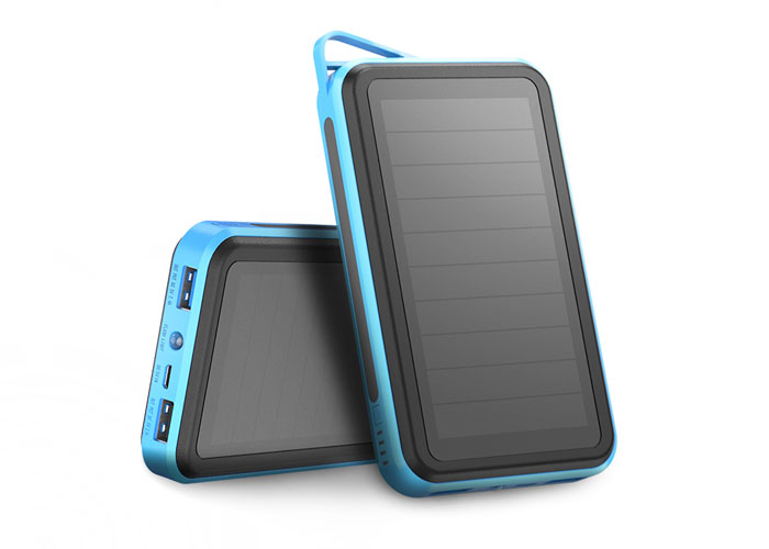 Gearbest ALLPOWERS Solar Power Bank promotion