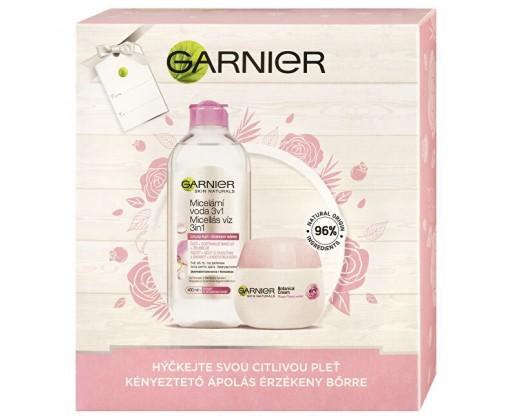Garnier Kosmetická sada pro citlivou pleť Rose