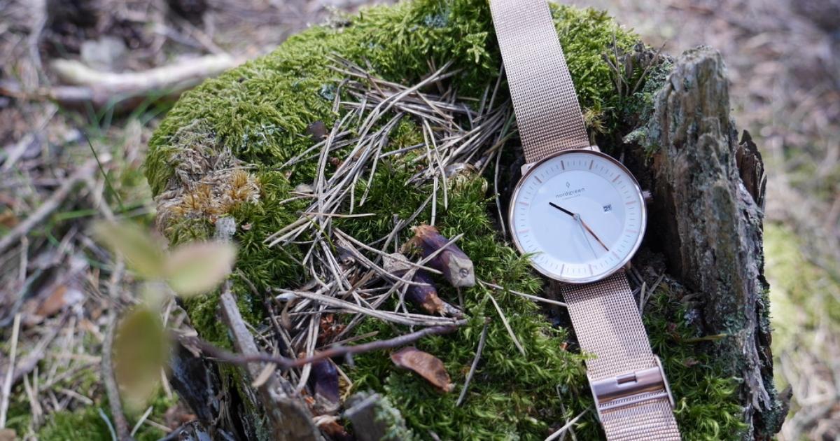漫步在瑞典初夏森林裡,體驗Nordgreen philosopher帶來的輕盈感