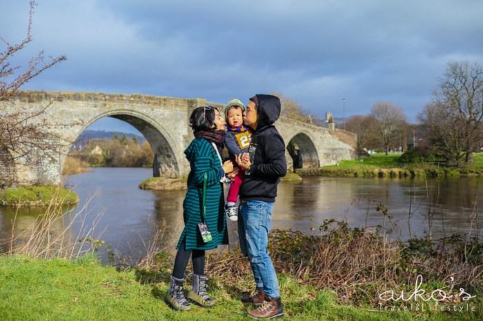 【遊蘇格蘭】史特靈景點:華勒士紀念塔、史特靈石橋、史特靈城堡