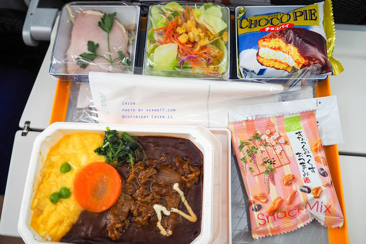 ANA-meal 飛機餐