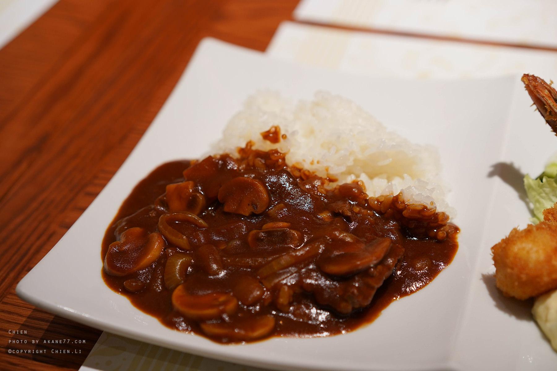 銀座資生堂餐廳 西式牛肉燉飯