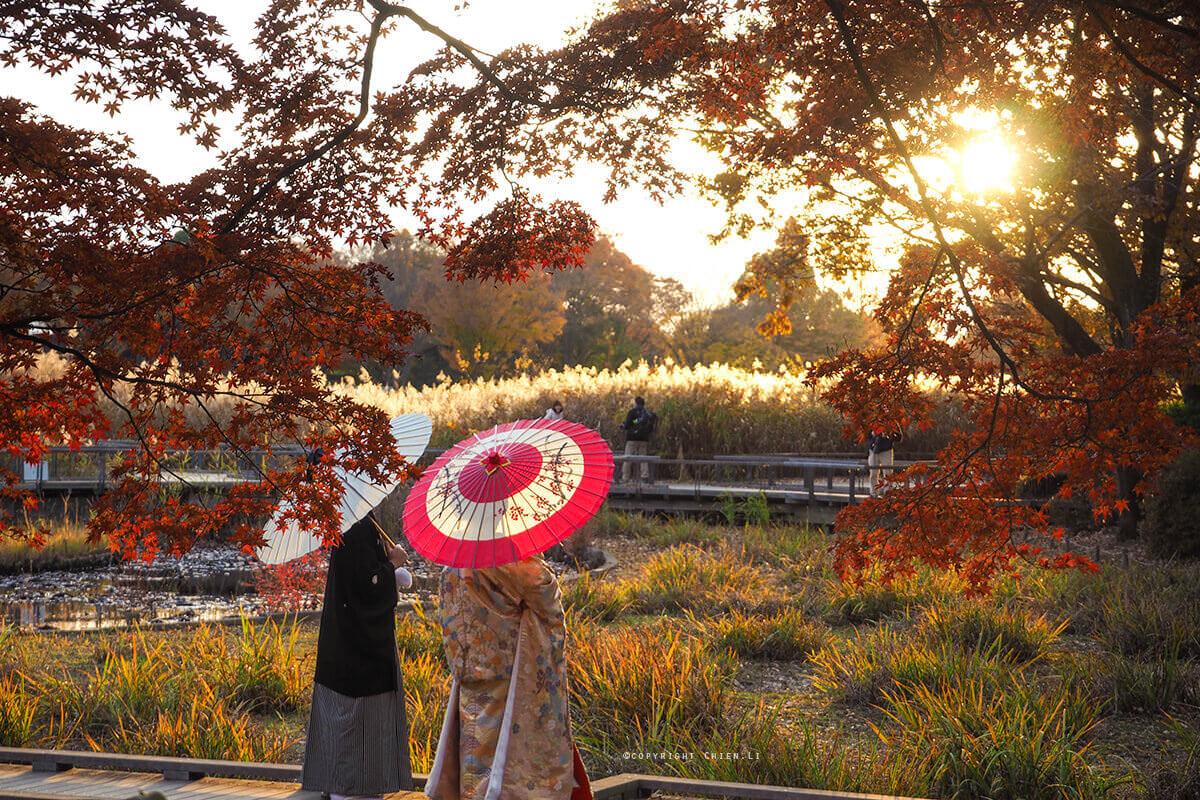 國營昭和紀念公園婚紗