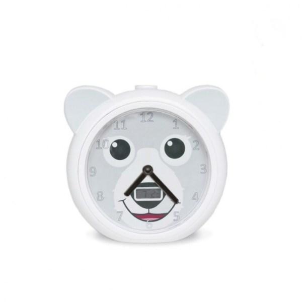 Часы Zazu будильник для тренировки сна Медвежонок Бобби ...