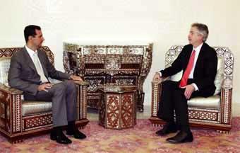 الولايات المتحدة تعيد سفيرها إلى سوريا بعد غياب خمس سنوات