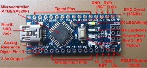 Arduino Nano 3