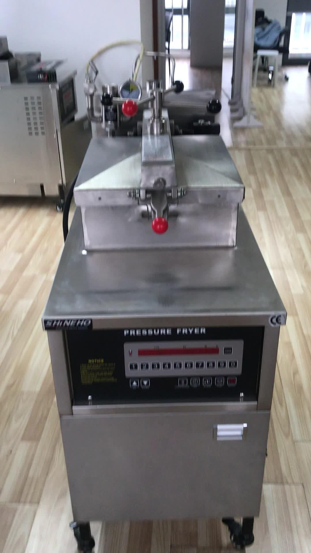 P007 Broasted Chicken Machine Henny Penny Pressure Fryer