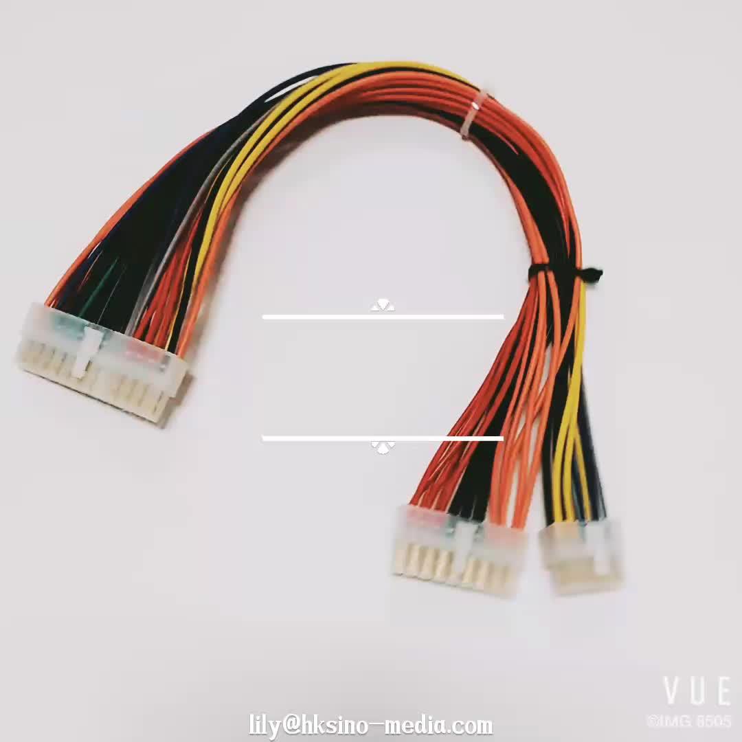 Sino Media China Oem Automotive Iso Wire Harness Auto