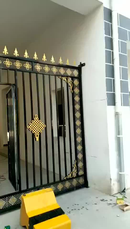 New Used Wrought Iron Main Gate Design - Buy Iron Gate ... on Iron Get Design  id=80006