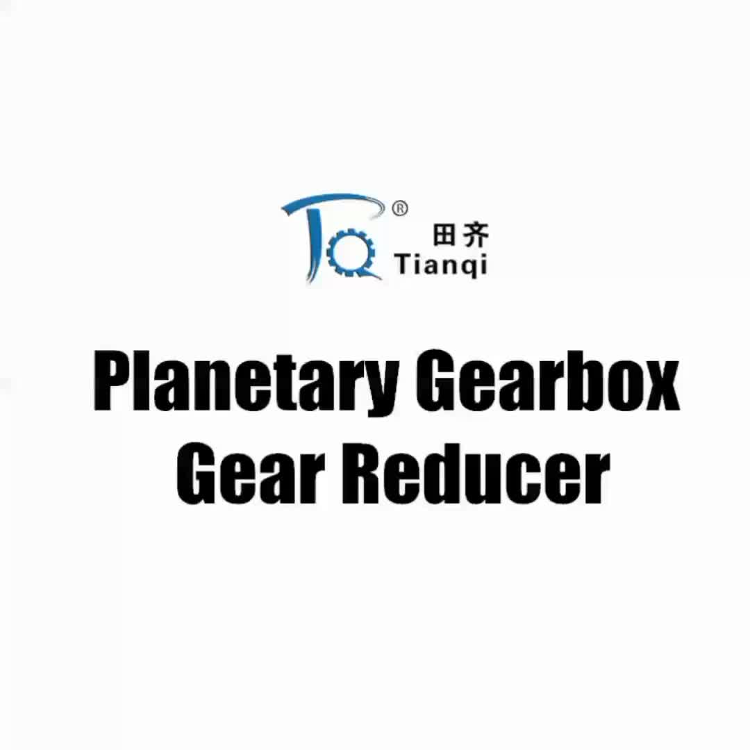 High Torque Low Rpm Gearbox Planetary Reductor For