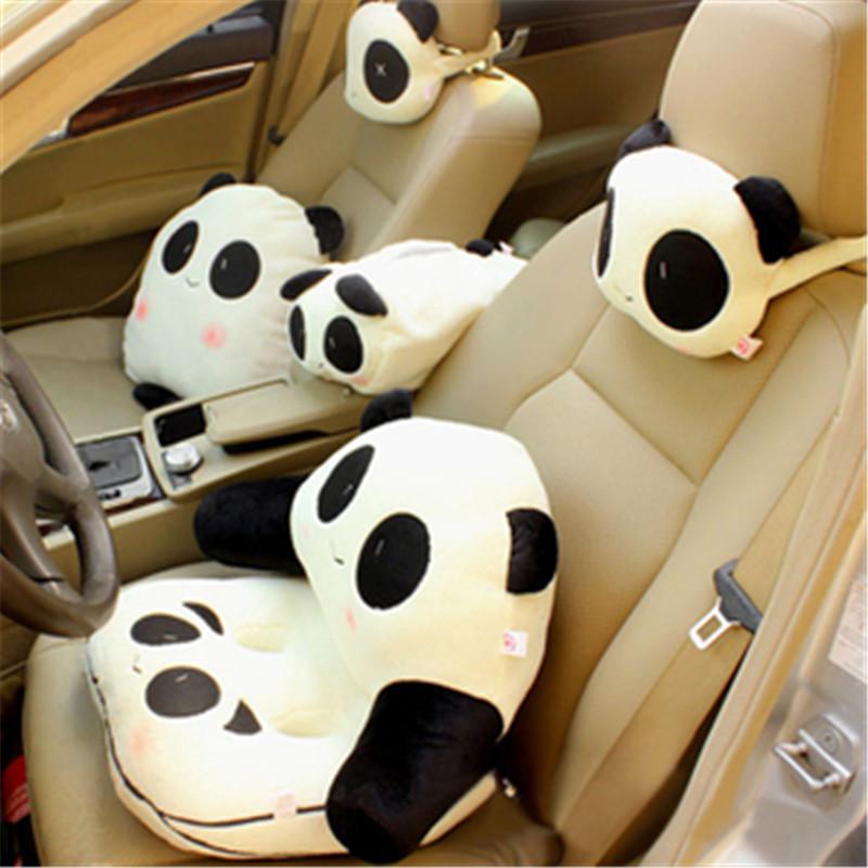buy cute cartoon panda plush pillow