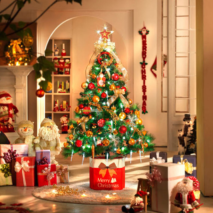 Buy Lang Sen 1 5 M Encrypted Luxury Christmas Decorations Christmas Tree Package 150cm Christmas Tree Decoration Contains Accessories In Cheap Price On Alibaba Com