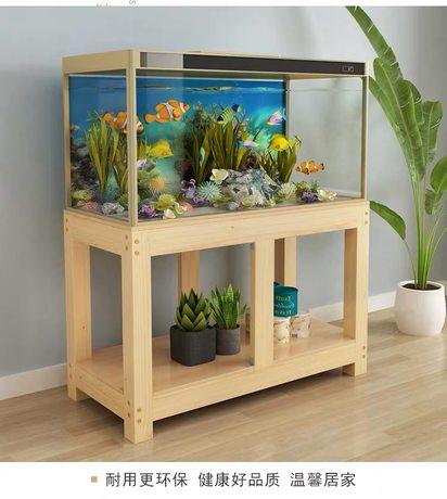 fish tank rack living room base cabinet