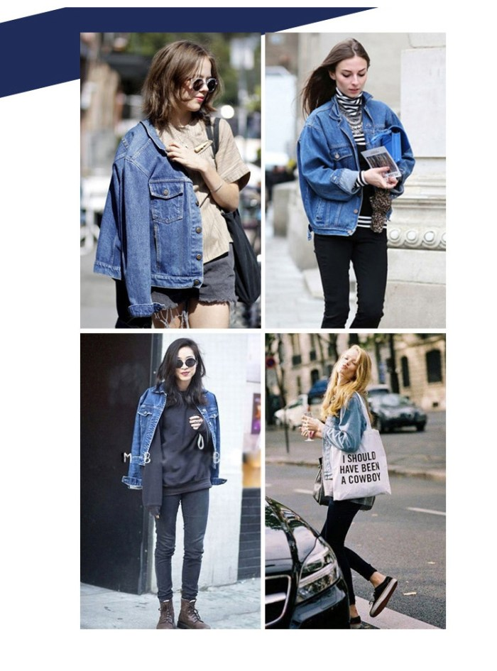 Autumn Clothing New Style Korean Style Loose Slimming BF
